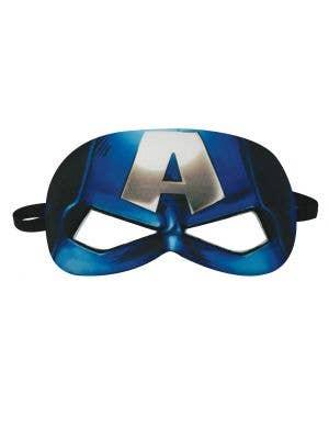 Officially Licensed Avengers Captain America Kids Mask