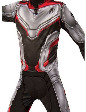 Avengers Endgame Team Suit Unisex Kids Costume