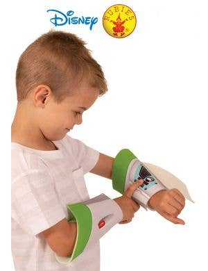 Toy Story 4 Officially Licensed Boy's Buzz Lightyear Arm Cuffs