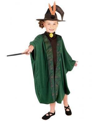 Professor McGonagall Girls Harry Potter Dress Up Costume