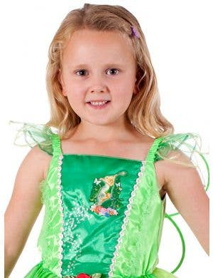Classic Tinker Bell Girls Fancy Dress Costume