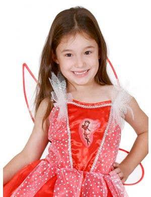 Rosetta Ballerina Girls Disney Fairies Dress Up Costume