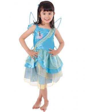 Silvermist Girls Disney Fairies Costume