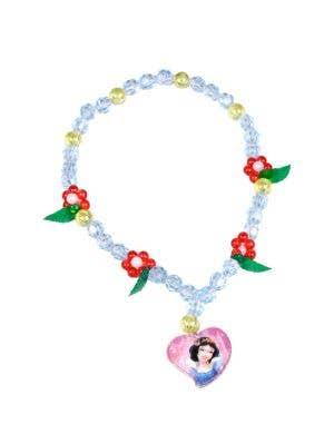Disney Snow White Princess Necklace Girl's Costume Accessory