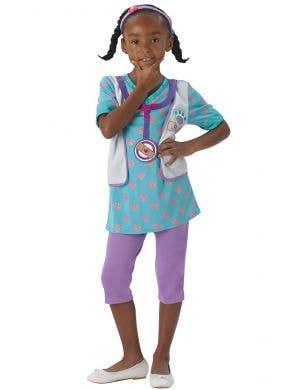 Doc McStuffins Girls Dress Up Costume