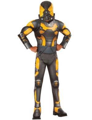 Yellow Jacket Superhero Costumes for Boys - Main Image