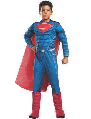 Dawn Of Justice Superman Boys Dress Up Costume