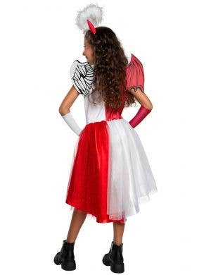 Diabla A Girl's Devil and Angel Halloween Costume