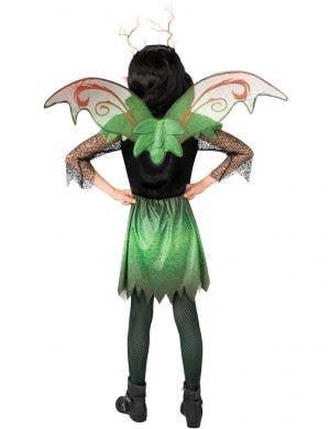 Evil Elf Girl's Halloween Dress Up Costume
