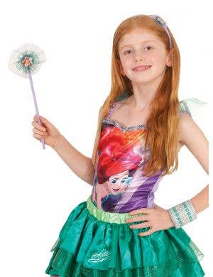 Mermaid Ariel Headband and Wand Costume Accessory Kit