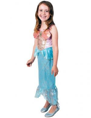 The Little Mermaid Girl's Deluxe Ariel Costume