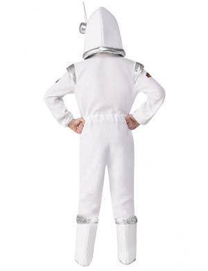 Intergalactic Boy's Deluxe Astronaut Space Suit Costume