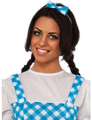 Wizard Of Oz Dorothy Teen Girls Dress Up Costume