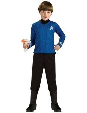 Star Trek Deluxe Boy's Vulcan Spock Costume