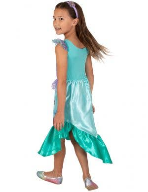 Disney Princess Ariel Girls Premium Dress Up Costume