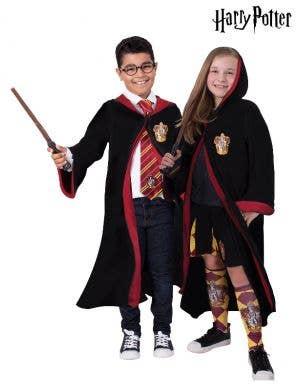 Kids Gryffindor Costume Robe - Main Image
