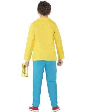 Charlie Bucket Boys Book Week Costume