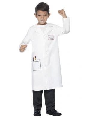 Boys Dentist Fancy Dress Costume Front View