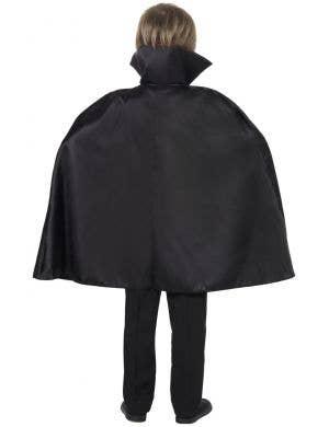 Dracula Boy's Vampire Halloween Fancy Dress Costume