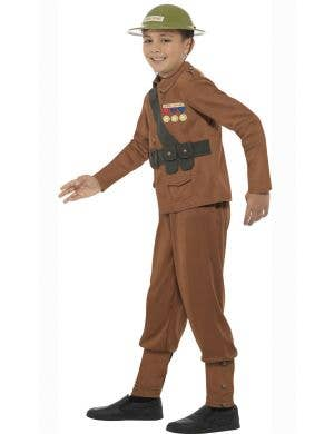 Horrible Histories WW1 Boys Book Week Costume