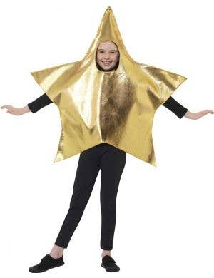 Christmas Star Kids Fancy Dress Costume