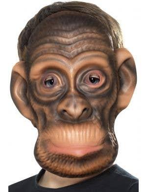 Kids Chimpanzee Novelty Book Week Animal Costume Mask