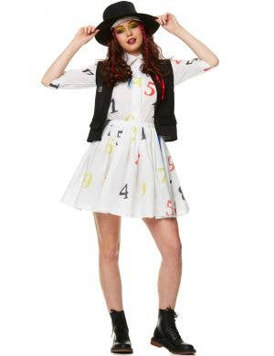 Women's Boy George Costume - Main Image