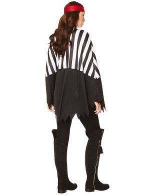 Swashbuckling Pirate Wench Women's Costume Poncho