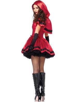 Gothic Red Riding Hood Women's Halloween Costume