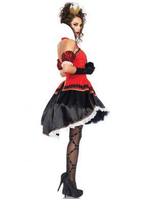 Royally Red Sexy Queen of Hearts Women's Costume