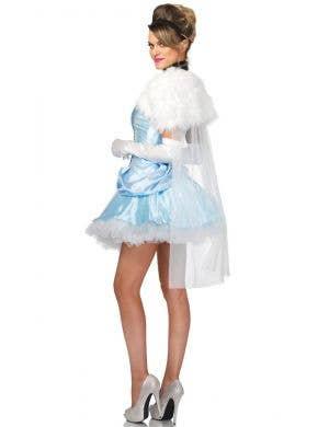 Slipper-less Sweetie Sexy Women's Cinderella Costume