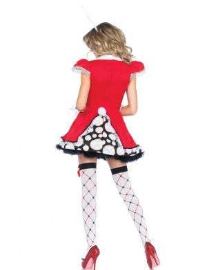 Tick Tock White Rabbit Women's Fancy Dress Costume