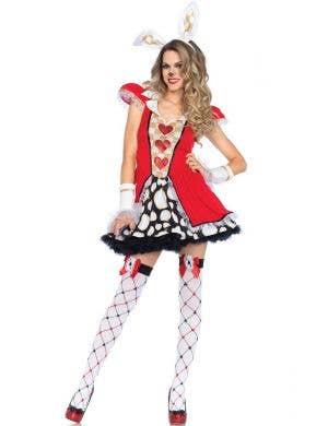 White Rabbit Women's Sexy Fairytale Costume Maid View