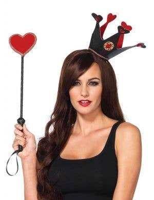 Queen Of Hearts Deluxe Costume Accessory Set