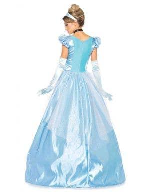 Classic Cinderella Women's Deluxe Princess Costume