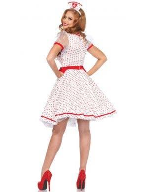 Bedside Betty Women's Retro Nurse Costume