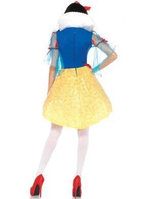 Storybook Snow White Women's Fancy Dress Costume