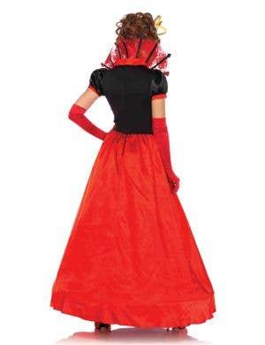 Queen of Hearts Women's Deluxe Fairytale Costume