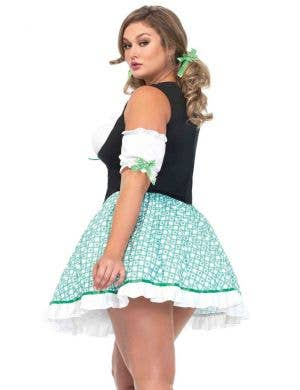Clover O'Cutie Women's Plus Size St Patrick's Day Costume