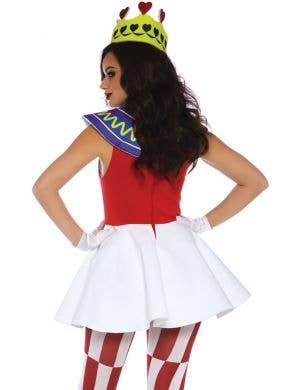 Card Queen Sexy Women's Fancy Dress Costume