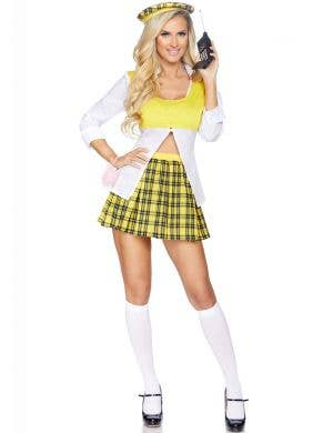 Clueless Cutie Women's Sexy Fancy Dress Costume