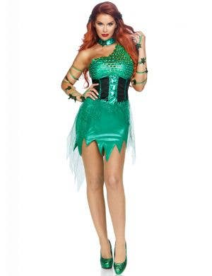 Irresistible Ivy Women's Sexy Poison Ivy Costume