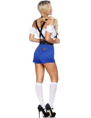 Lederhosen Honey Women's Sexy Oktoberfest Costume
