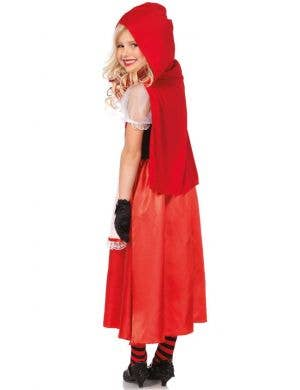 Red Riding Hood Girl's Fancy Dress Costume
