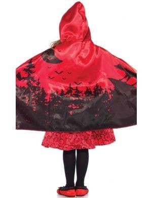 Storybook Riding Hood Girl's Dress Up Costume