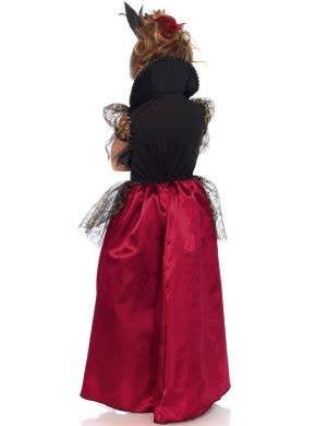 Deluxe Red Queen Girl's Book Week Costume