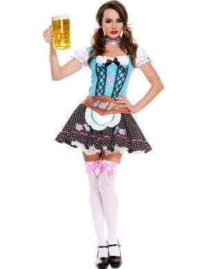 Miss Oktoberfest Sexy Women's Beer Girl Costume