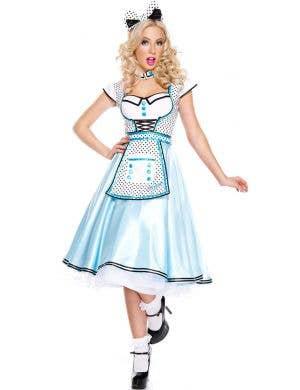 Adorable Alice Women's Fancy Dress Costume