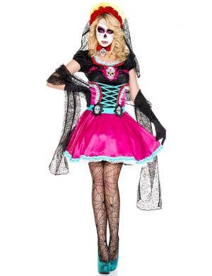 Day of the Dead Catrina Women's Halloween Costume