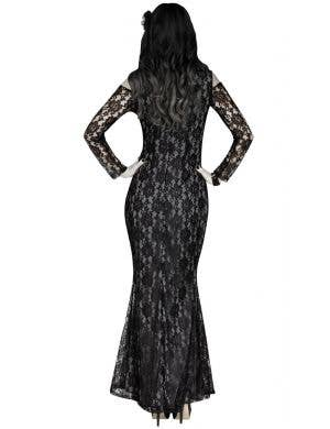 Lacy Bones Women's Skeleton Halloween Costume
